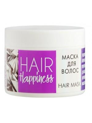 89, Hair Happiness_ МАСКА для волосся, 300 г, 13280, 121.00грн, , , Маски