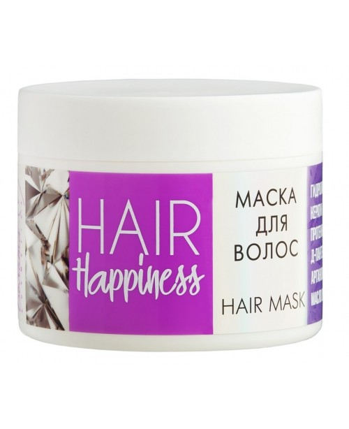 Hair Happiness_ МАСКА для волосся, 300 г
