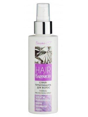 Hair Happiness_ СПРЕЙ-ТЕРМОЗАЩИТА для волос, 150 мл