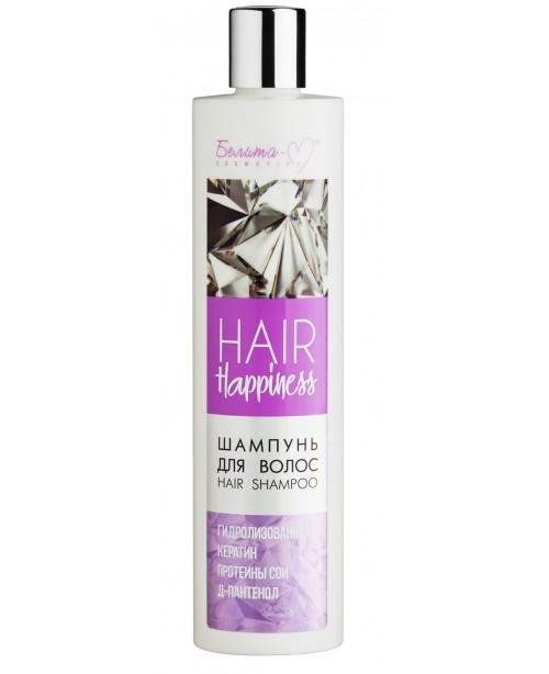 Hair Happiness_ ШАМПУНЬ для волос, 400 г