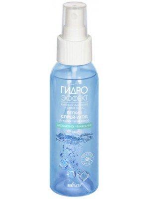 Гидроэффект Лёгкий Спрей-уход для всех типов волос Абсолютное увлажнение, УФ-защита,100 мл