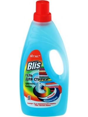 BLIS_ГЕЛЬ для прання кольорової білизни автомат концентрат, 1000 мл