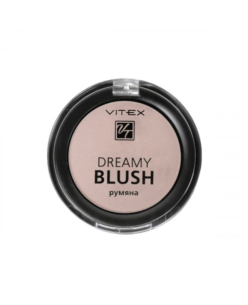 РУМ'ЯНА Компактні DREAMY BLUSH_ тон 101