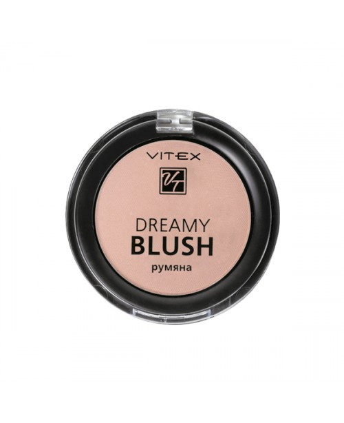 РУМ'ЯНА Компактні DREAMY BLUSH_ тон 102