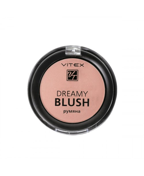 РУМ'ЯНА Компактні DREAMY BLUSH_ тон 103