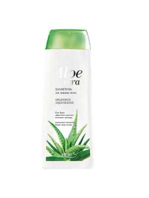 Aloe vera_ШАМПУНЬ для жирного волосся Щоденне оздоровлення, 500 мл