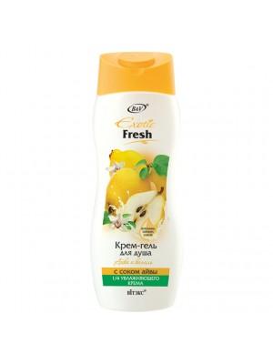 Exotic Fresh_КРЕМ-ГЕЛЬ для душу Айва і ваніль, 500 мл