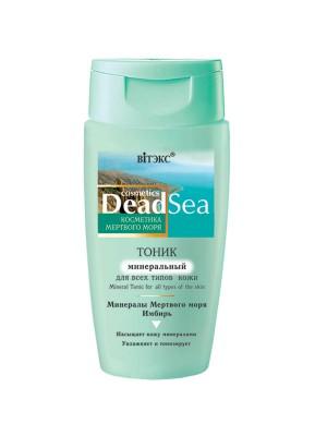 Косметика Мертвого моря_ТОНІК мінеральний для всіх типів шкіри, 150 мл