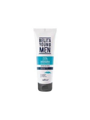 BELITA YOUNG MEN_ГЕЛЬ для гоління, який не піниться для щетини та бороди, 100 мл