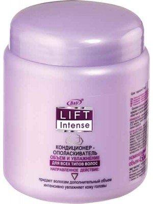 Line INTENSE Кондиционер-ополаскиватель ОБЪЕМ и УВЛАЖНЕНИЕ для всех типов волос, 450мл