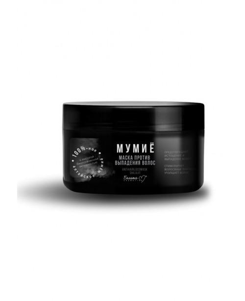 Мумие_ МАСКА против выпадения волос, 240 г