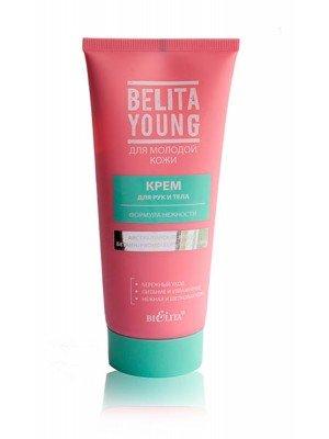 BELITA YOUNG Крем для рук и тела Формула нежности, 150 мл