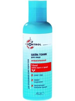 F-control_ШЕЙК-ТОНІК для обличчя антибактеріальний для проблемної шкіри підлітків, 145 мл