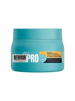 Revivor Pro Відродження_ МАСКА для сухого, ламкого і посіченого волосся Миттєва реконструкція, 300 мл