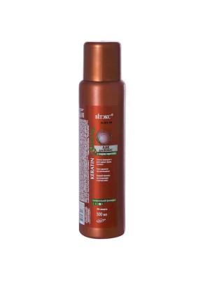KERATIN STYLING ЛАК для волос  с жидким кератином СУПЕРСильной фиксации, 500мл