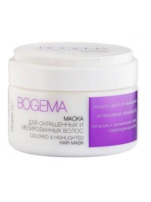 Bogema_ МАСКА для фарбованого і мелірованого волосся, 250 г