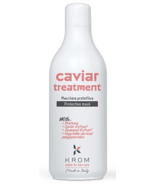 CAVIAR Маска захисна з протеїнами, екстрактом ікри, екстактом морських водоростей, 1000 мл
