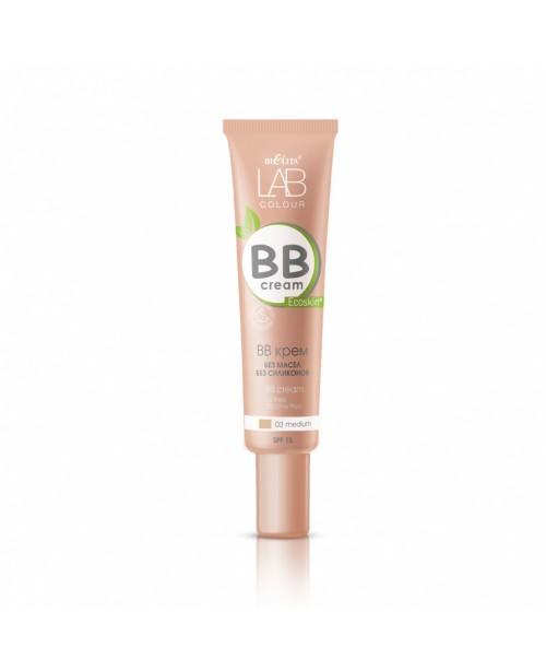 BB КРЕМ без олій і силіконів LAB colour_ 03 medium, 30 мл