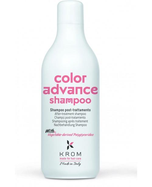 COLOR ADVANCE Шампунь підтримуючий колір з полігліцеридами рослинного походження, 1000 мл