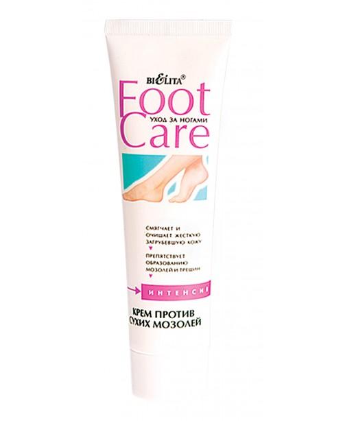 Foot care Крем против сухих мозолей, 100 мл