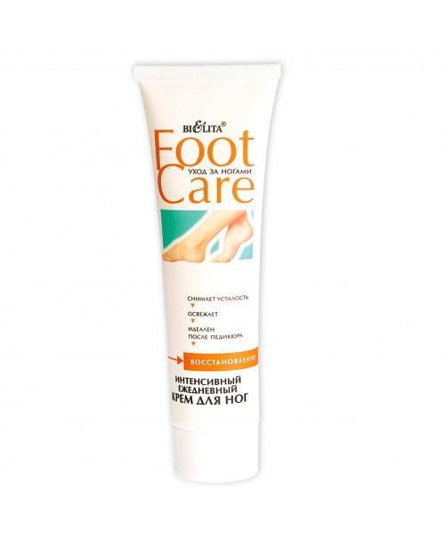 Foot care Крем интенсивный ежедневный для ног, 100 мл