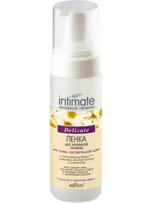 Інтимна_ПІНКА для інтимної гігієни для дуже чутливої шкіри, 175 мл