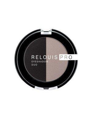 ТІНІ для повік Relouis Pro Eyeshadow Duo_ тон 106, 3 г