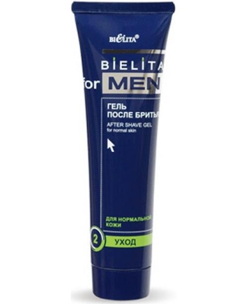 Bielita for men_ГЕЛЬ після гоління, 100 мл