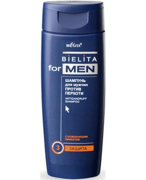 Bielita for men_ШАМПУНЬ для чоловіків проти лупи, 250 мл
