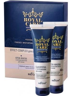 Royal care королевский Уход EFFECT-COMPLEX для восстановления волос