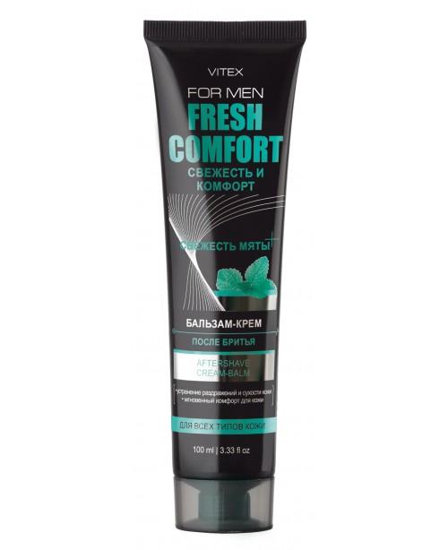 VITEX FOR MEN FRESH COMFORT_БАЛЬЗАМ-КРЕМ після гоління 100 мл