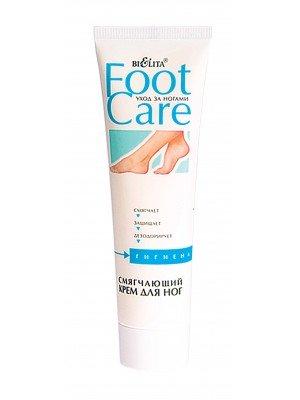 Догляд за ногами Foot care_КРЕМ пом'якшуючий для ніг, 100 мл