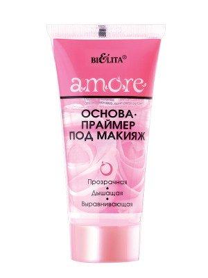 Amore_ОСНОВА-ПРАЙМЕР під макіяж, 30 мл