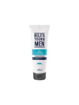 BELITA YOUNG MEN_ГЕЛЬ-СТАЙЛІНГ для волосся та бороди, 100 мл